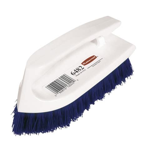 Scrub Brush rubbermaid iron handle scrub brush quickship