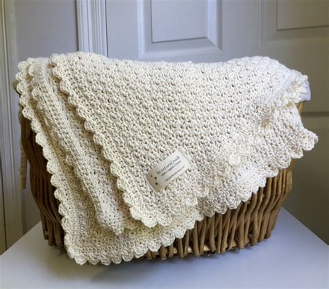 simple pattern for crochet baby blanket pure and simple baby blanket a simply beautiful crochet