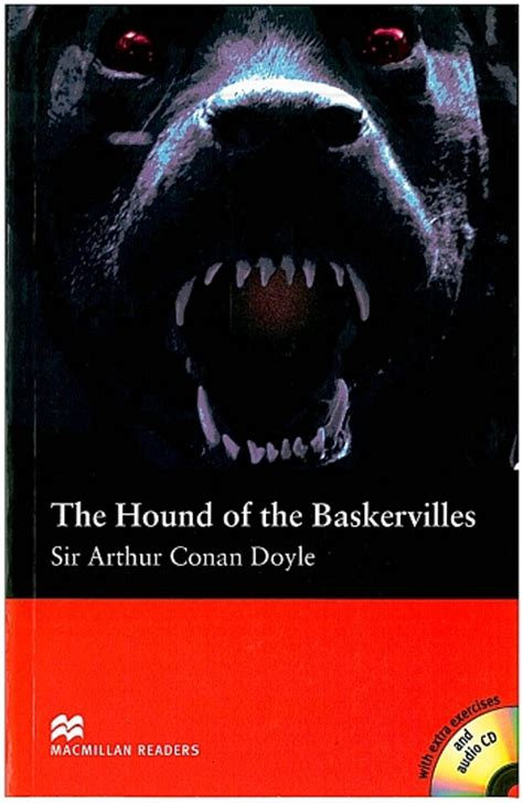libro the hound of death international books macmillan readers 3 the hound of the baskervilles book with cd graded