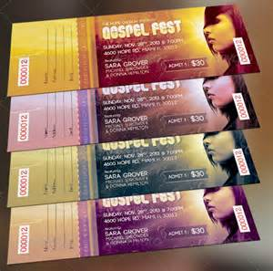 Concert Ticket Templates by 17 Ticket Templates Free Sle Exle Format Free