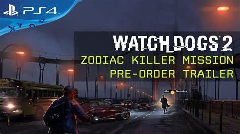 dogs 2 zodiac killer dogs 2 zodiac killer mission pre order trailer