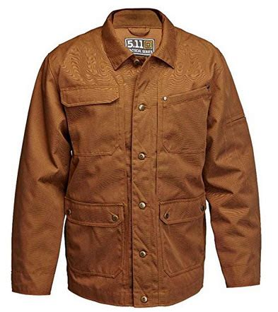 5 11 Tactical Series Brown 5 11 tactical series men s ranch coat battle brown small
