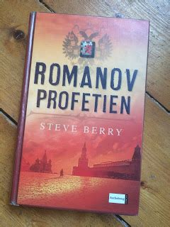 The Romanov Prophecy By Steve Berry review the romanov prophecy steve berry