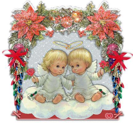 imagenes de navidad con angeles blog para una navidad feliz gifs 193 ngeles