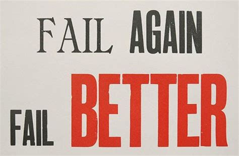 fail better margaret books
