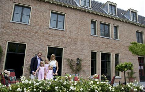 villa eikenhorst interieur current residential palace of king willem alexander and