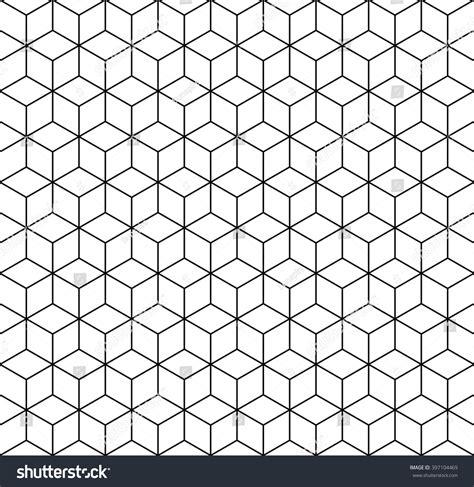 pattern black and white modern vector modern seamless sacred geometry pattern stock