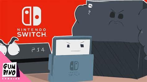 nintendo switch vs ps4 vs xbox one nintendo switch trailer