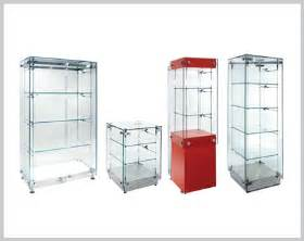 Small Glass Display Cabinet Uk Glass Display Cabinets And Trophy Cabinets Shopkit Uk