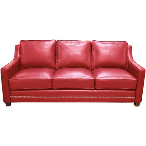 couch exchange omnia leather fifth avenue sofa sofas couches home