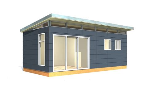 Modern Prefab Shed Kits by Studio Shed Kits Studio Design Gallery Best Design