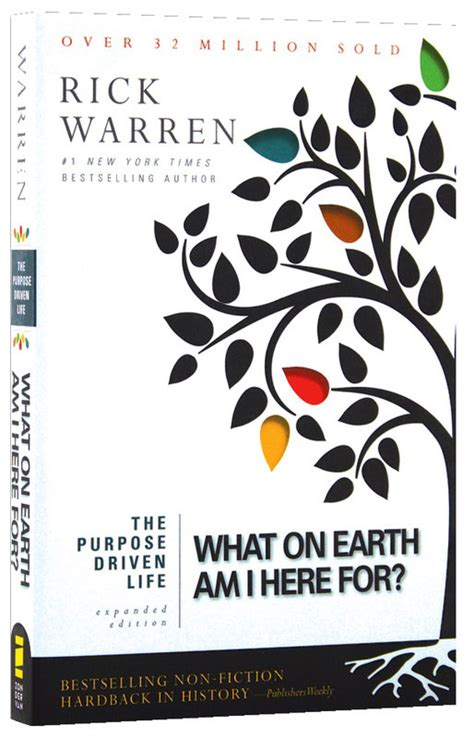 leer the purpose driven life what on earth am i here for en linea gratis the purpose driven life what on earth am i here for 9780310335511 rick warren www clcitaly com