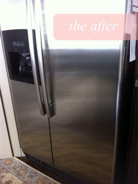 steel doorse how to clean stainless steel fridge door