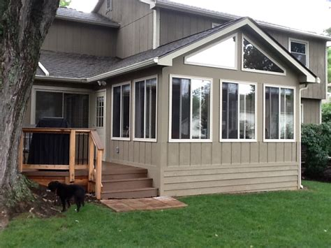 3 season rooms 3 and 4 season rooms columbus decks porches and patios by archadeck