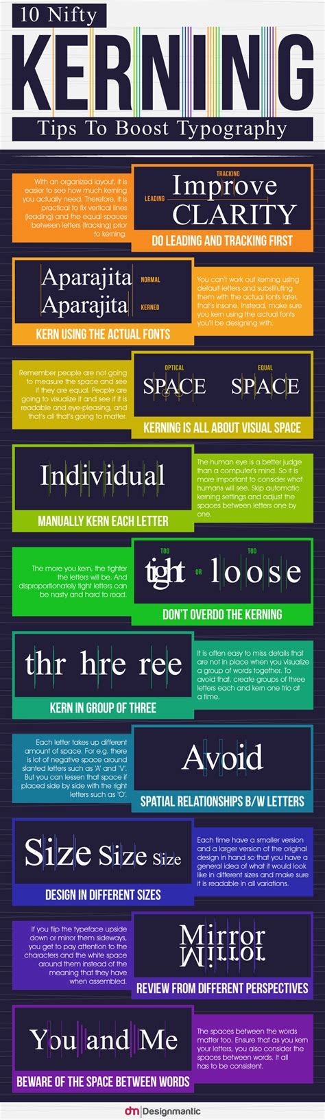 designmantic infographics 10 nifty kerning typography tips designmantic the