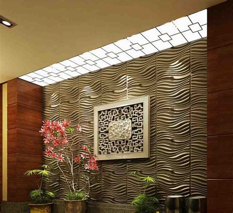 Dekoration Wand Ideen by Decorative Wall Panel Ideas Decorative Glass Panels The