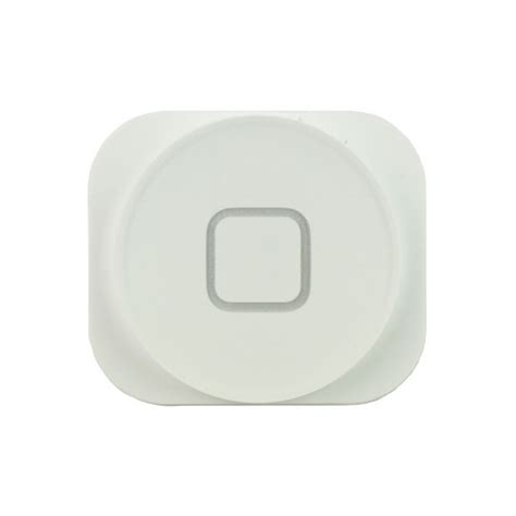iphone 5 home button white replacement part the gadget