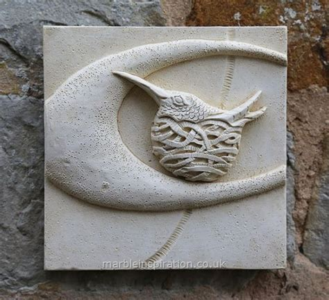 garden wall plaques uk hummingbird wall tile bird design garden wall plaque