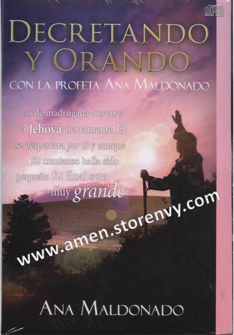 libro excellent women vmc designer libro cd quot decretando y orando con la profeta ana maldonado quot por ana maldonado on storenvy
