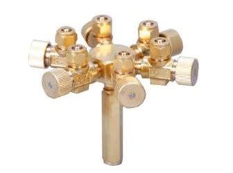Ista Metal Air Flow Controller 3 Way Aquascape 187 air flow regulator