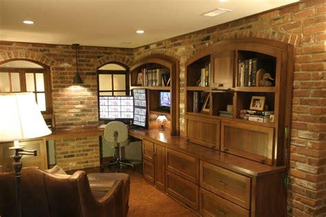 basement office design interior decorating accessories