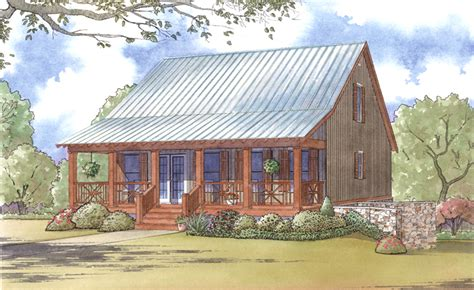 Aspen Falls Acadian Style Home Plan 155d 0005 House Small Cajun House Plans