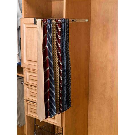 Closet Tie Rack Organizers by Tie And Belt Racks Closet Organizer Accessories Closet