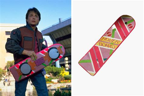 Back to the Future 2 Hoverboard Up for Auction   Gear Patrol