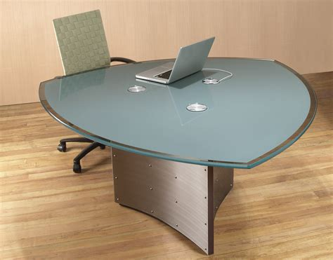 Triangle Meeting Table Triangle Shape Meeting Table