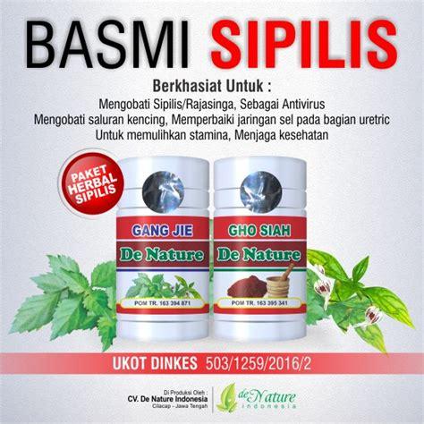 Obat Herbal Untuk Sipilis Pada Pria obat dokter untuk tpha dan vdrl positif sipilis pada pria