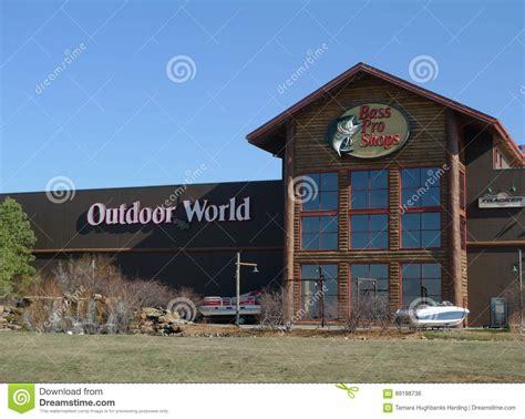 bass pro shop boating license bass pro shops outdoor world tulsa oklahoma editorial