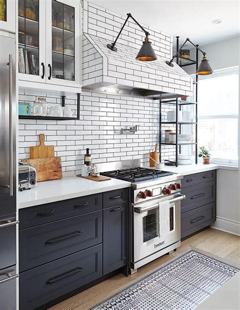 cuisine style bistro photos 14 cuisines au style bistro maison et demeure
