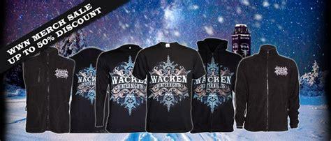 Wacken Heckscheibenaufkleber by Wacken Winter Nights Winterschlussverkauf Im Merchandise