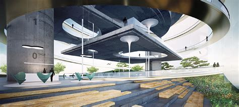home designs and architecture concepts fly architecture s fully transparent tokyo music center