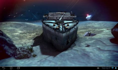 titanic 3d wallpapers hd wallpapers id 10686 titanic 3d pro live wallpaper android apps on google play