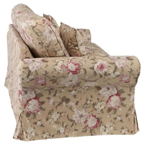 Floral Sofa Bed Buy Louisa Cover Only For Sofa Bed Floral Brown From Our Sofa Beds Range Tesco