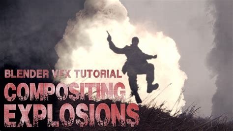 tutorial blender vfx blender vfx tutorial compositing explosions blendernation