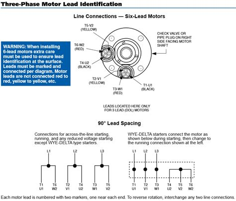 electrical electric motor wiring home improvement