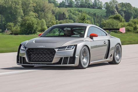 Auto Bild Sportscars Kaufen by Audi Tt Clubsport Turbo Tt Rs 2016 Test Mitfahrt Und