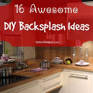 attractive Cheap Kitchen Backsplash Ideas #1: 16-awesome-diy-backsplash-ideas.jpg