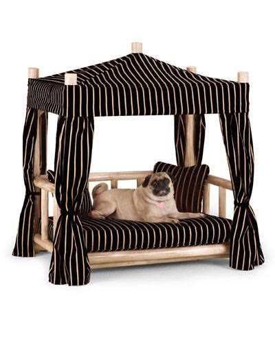 pug beds chic gifts for pets beds luxury and