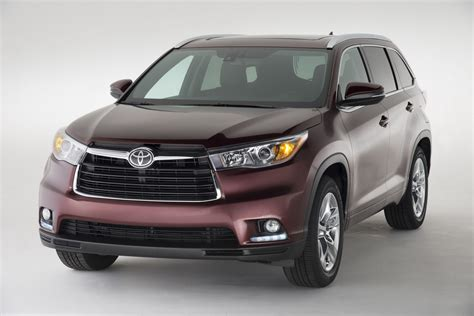 Toyota Highland All New 2014 Toyota Highlander