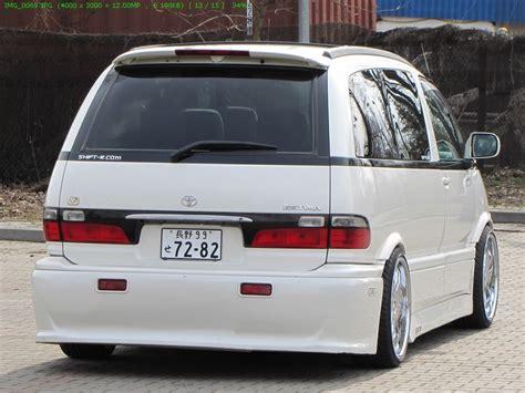 1999 Toyota Previa Hoyna 1999 Toyota Previa Specs Photos Modification Info