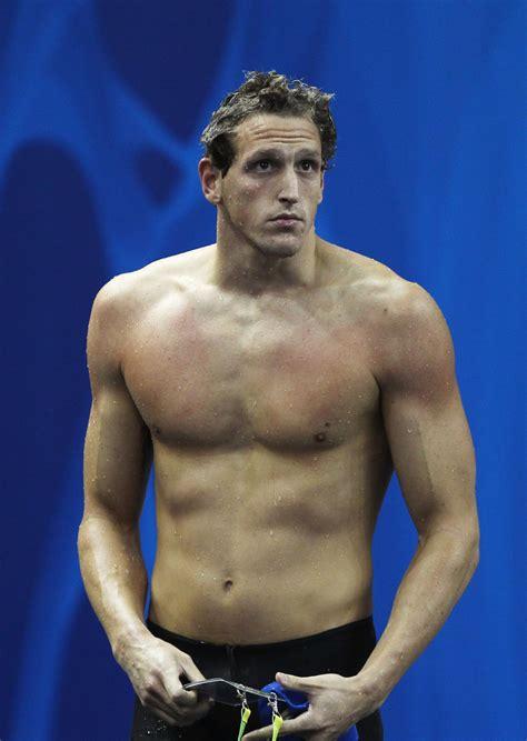 adam brown  swimming day twelve  fina world championships    zimbio
