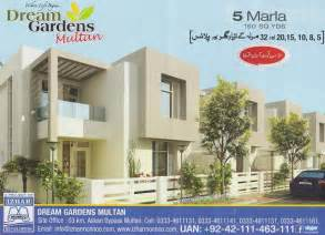 House Layout Drawing 5 marla house layout drawings in dream gardens multan