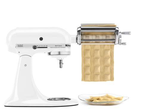 kitchenaid mixer attachments pasta maker   Roselawnlutheran