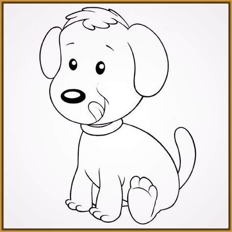 imagenes para dibujar a lapiz faciles de animales dibujos de perros a lapiz faciles archivos imagenes de
