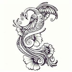 Henna pfauen and henna tattoos on pinterest