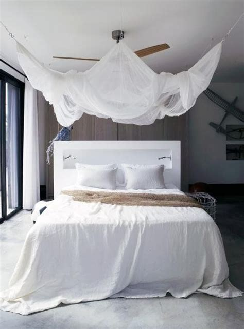 canopy bed ceiling fan 17 best images about mosquito net chic on