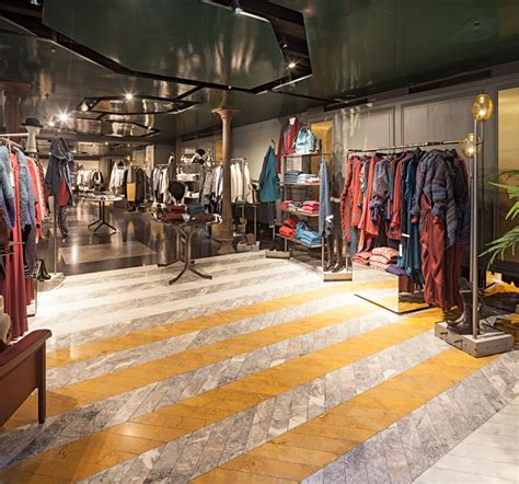 Sisley Shop by Margraf Marble For Sisley S Rich Concept Store In